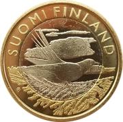 5 euros Le coucou en Carélie – avers