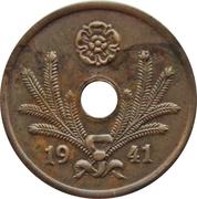 10 penniä – avers