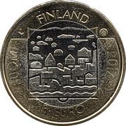 5 euros Urho Kaleva Kekkonen – avers