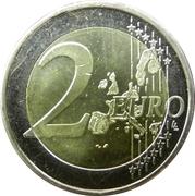 2 euros Réforme parlementaire – revers