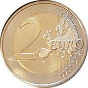 2 euros Constitution finlandaise – revers