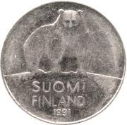 50 pennia – avers