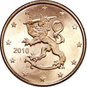 5 cents d'euro (2e type) -  avers