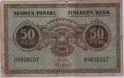 50 Penni – avers