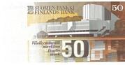 50 Markkaa – revers