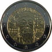 2 euros Frans Eemil Sillanpää -  avers