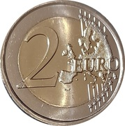 2 euros (Journalisme) – revers