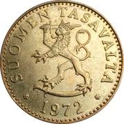 50 penniä -  avers