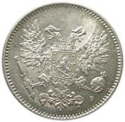50 penniä - Nicolas II – avers