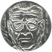 10 markkaa (Président Paasikivi) – avers