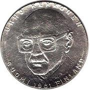 50 markkaa (Président Kekkonen) – avers