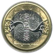 5 euros Présidence de l'union européenne – avers