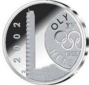 10 euros JO  Helsinki – avers