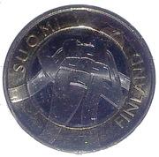 5 euros Carélie – avers