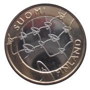 5 euros Åland – avers