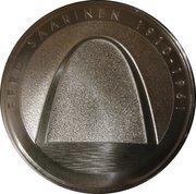 10 euros Eero Saarinen – avers