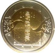 50 euros Présidence finlandaise de l'union européenne – avers