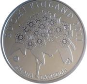 10 euros Pehr Kalm – avers