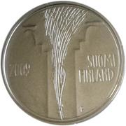 10 euros Diète de porvoo – avers