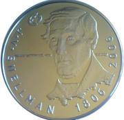 10 euros Johan Vilhelm Snellman – revers