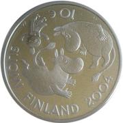 10 euros Tove Jansson – avers