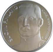 10 euros Mannerheim – avers
