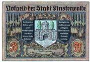 50 Pfennig (Finsterwalde) – avers