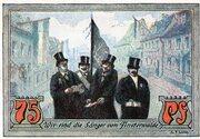 75 Pfennig (Finsterwalde) – revers