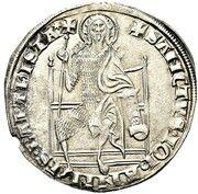 Guelfo da 20 denari – revers