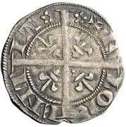Grosso of 20 denari – avers