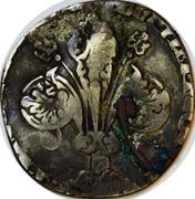 Guelfo da fiore da 30 denari – avers