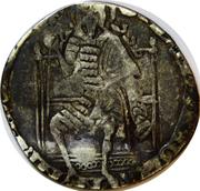 Guelfo da fiore da 30 denari – revers
