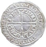 Gros Compagnon au Lion -  Louis II de Male (pour le comté de Flandre) – avers