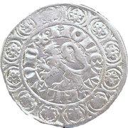 Gros Compagnon au Lion -  Louis II de Male (pour le comté de Flandre) – revers