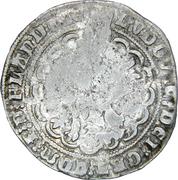 Lion d'argent - Louis II de Male – avers