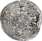 Gros compagnon au lion - Louis II de Male – revers