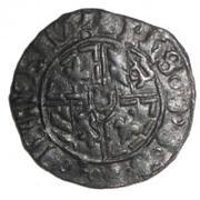 """Double mite de Flandre - Philippe III de Bourgogne dit """"le Bon"""" – avers"""