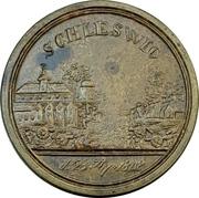 Médaille - Première guerre de Schleswig (Schleswig) – avers