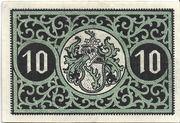 10 Pfennig – revers