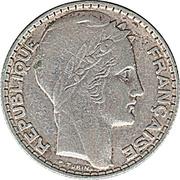 10 francs Turin -  avers