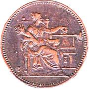 20 francs (essai de Tiolier au module de 20 francs) -  avers