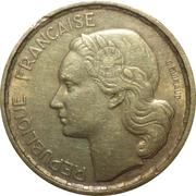 10 francs Guiraud -  avers