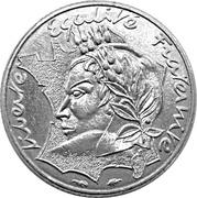 10 francs Jimenez -  avers