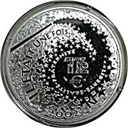 1½ euros Blanche-Neige -  avers