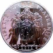 10 euros Hercule -  avers