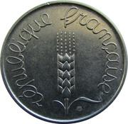 5 centimes Épi -  avers