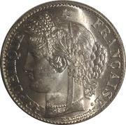 50 centimes Cérès (IIIe République) -  avers