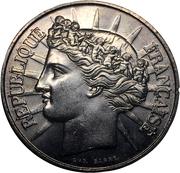 100 francs Fraternité -  avers