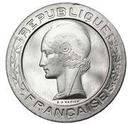 5 francs (Essai de Vézien) -  avers