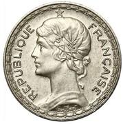 100 francs (Essai par Guilbert) – avers